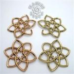Cosmic Lotus Mandala Hooks
