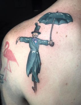 Tattoo done by Shain at Laughing Buddha Tattoo & Body Piercing Seattle, WA. Capitol Hill