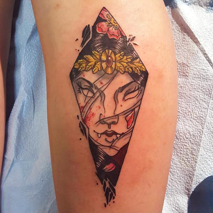 96ac1e414 vamp - Laughing Buddha Tattoo & Body Piercing